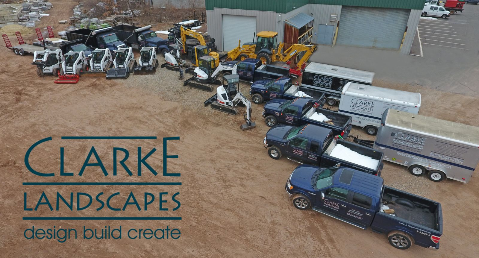 Clarke Landscapes - landscaping companies in Glastonbury CT