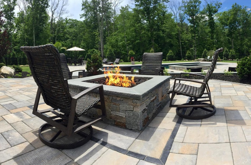 fire pit Simsbury CT
