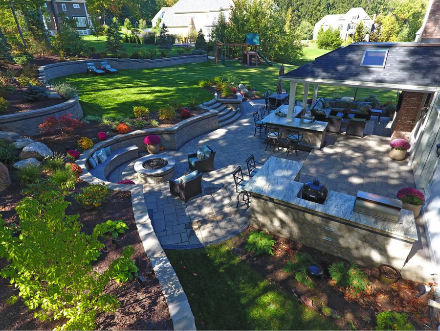 Landscape Design Hardscape Design Ct Landscape Projects