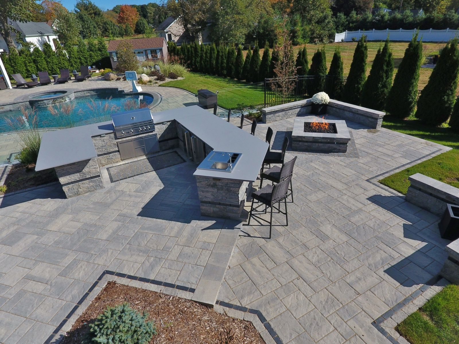 patio designs Farmington CT