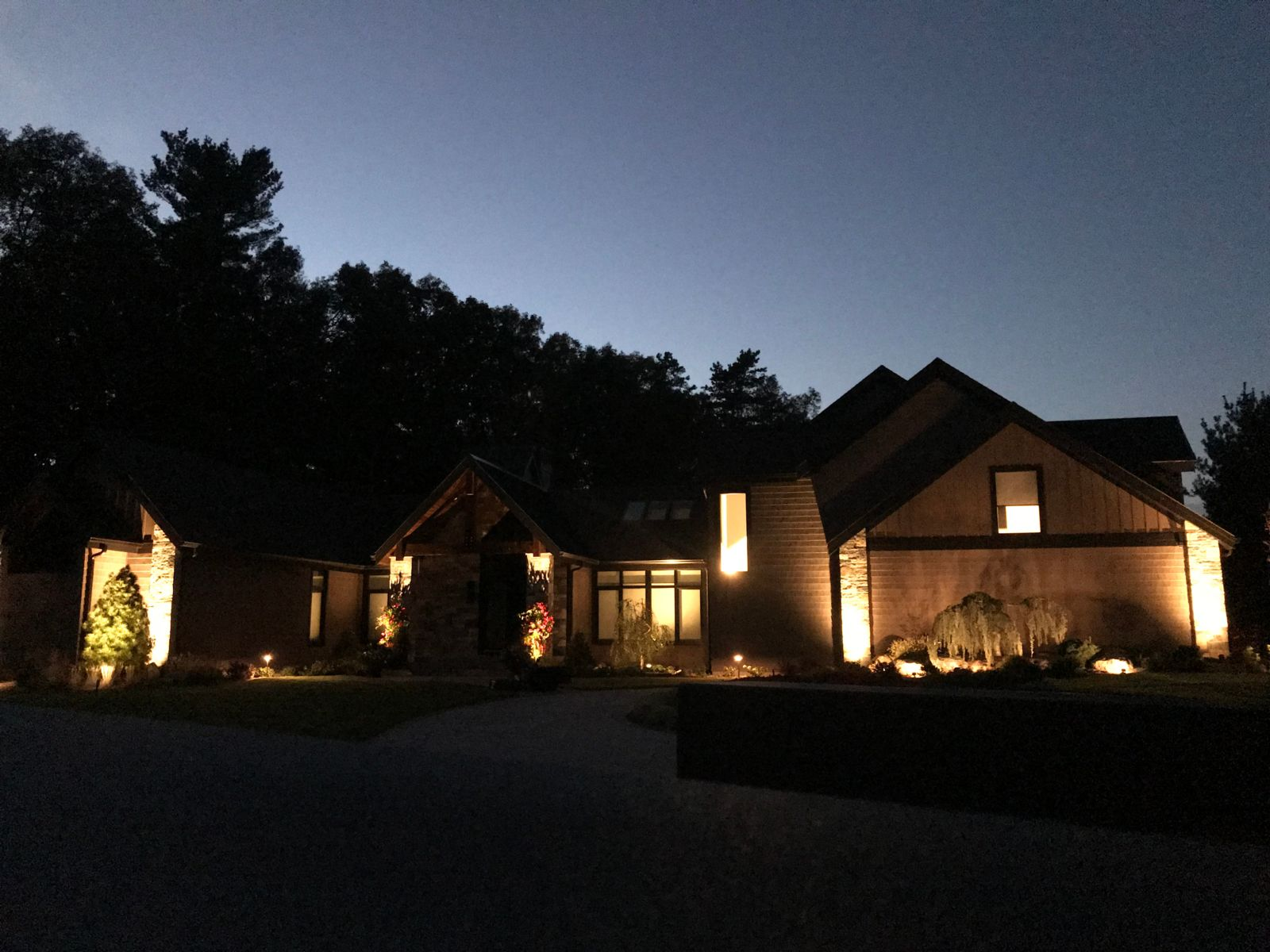 outdoor lighting Avon CT