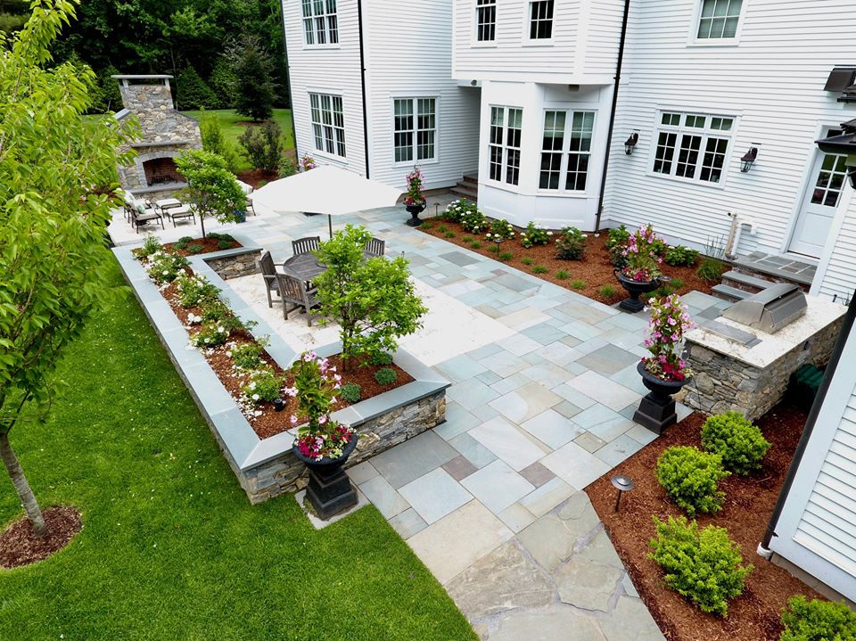 Landscapers Near Me That Balance Hardscaping and Greenery in Rocky Hill, CT