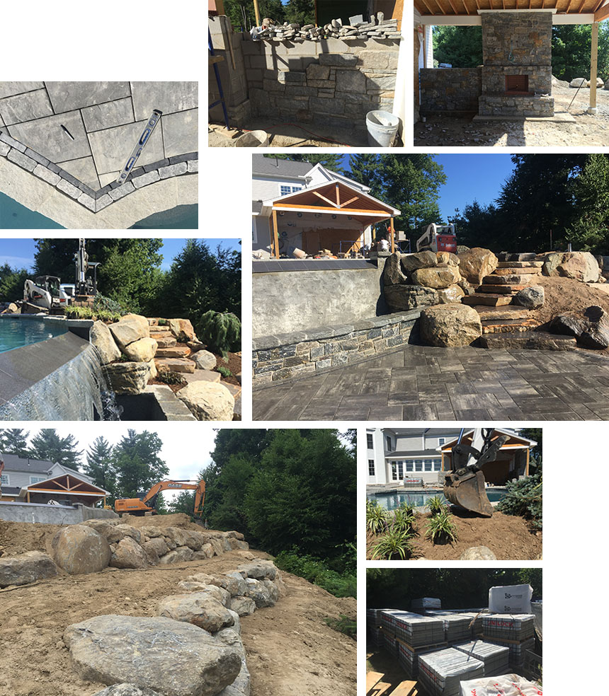 Top quality pool designs in Simsbury CT
