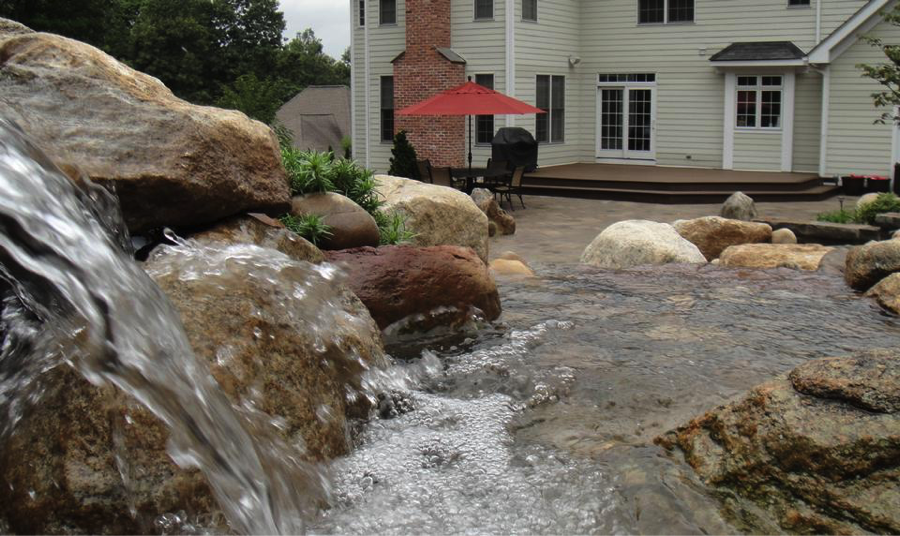 Water Features CT
